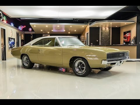 1968 Dodge Charger For Sale 2021