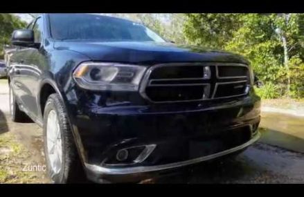 Dodge Durango 2015 V6 engine tick service repair and what it cost to have it fixed Lakewood Colorado 2018
