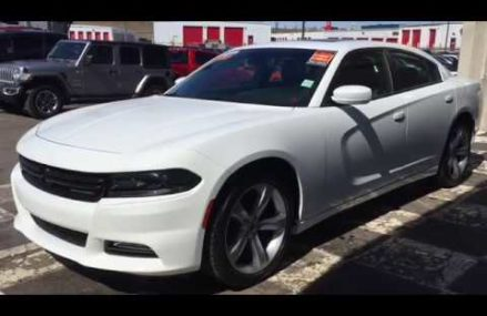 2017 Dodge Charger SXT – Sunroof – Backup Camera – Navigation – Sedan Around Zip 29625 Anderson SC
