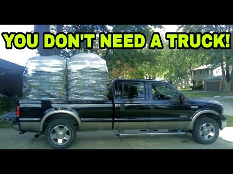 You should only own a pickup truck if you..............with it! Dodge Ram Accessories