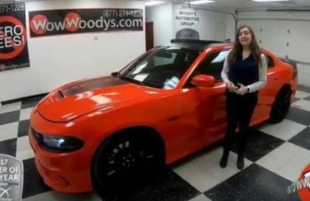 2017 Dodge Charger Daytona 392 Review | Video Walkaround | Used Cars for Sale at WowWoodys Within Zip 21017 Belcamp MD