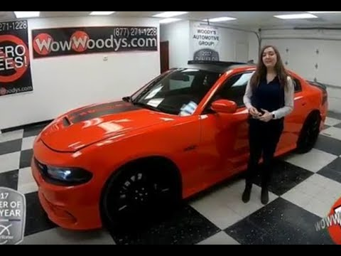 2017 Dodge Charger Daytona 392 Review | Video Walkaround | Used Cars for Sale at WowWoodys 2021