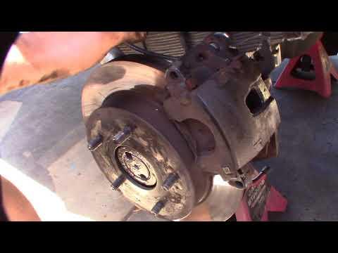 Dodge Stratus Front Brakes