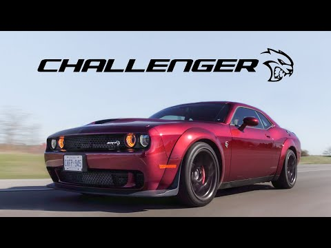 2018 Dodge Challenger Hellcat Widebody Manual Review - The Best Muscle Car 2019
