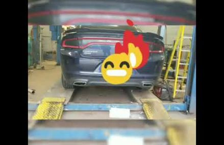 2016 Dodge Charger SXT Plus: Flowmaster Catback Within Zip 48110 Azalia MI