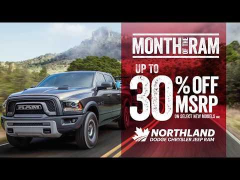 Get up to 30% OFF MSRP on New 2017/2018 RAM TRUCKS & Select Vehicle Models Dodge Ram Incentives