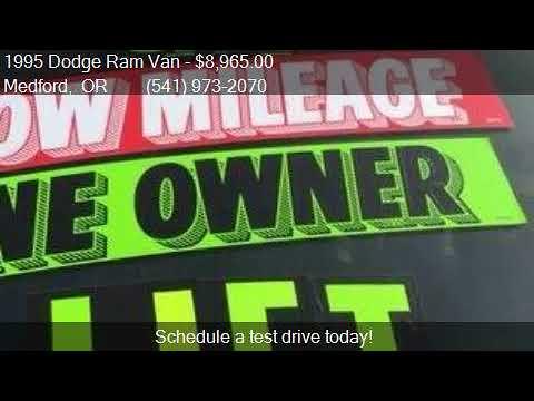 1995 Dodge Ram Van 2500 3dr Extended Cargo Van for sale in M Dodge Ram Van 2500