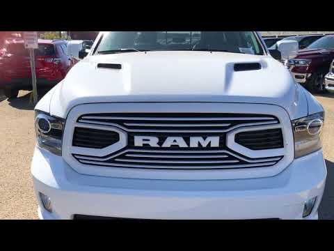 2018 Ram 1500 Sport Eco-Diesel ll Edmonton Dodge Dealer Dodge Ram Ecodiesel