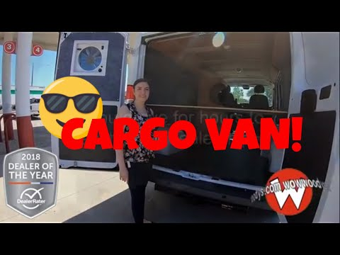 2015 RAM ProMaster Cargo Van Review | Video Walkaround | Used Cars and Trucks for Sale at WowWoodys Dodge Ram Cargo Van