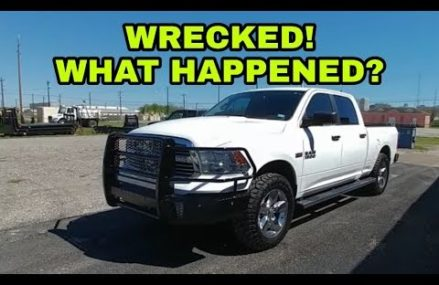 Remember this truck? Ranch Hand Accident! Plus new upgrade from Access Bedcovers! Locally at 22603 Winchester VA