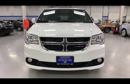 2017 Dodge Grand Caravan Lake Bluff, Lake Forest, Libertyville, Waukegan, Gurnee, IL CP2647 From Maud 75567 TX