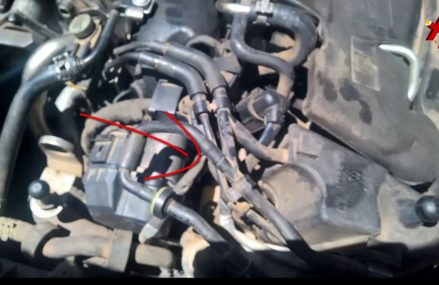 Dodge Caliber Vacuum Leak in Wimberley 78676 TX USA