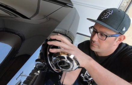 Installing A Satin Black Fuel Cap On My Challenger [ LOOKS AWESOME ] in Lawtons 14091 NY