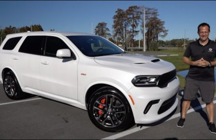 Is the NEW 2021 Dodge Durango SRT the BEST muscle car SUV for the price? Savannah Georgia 2018