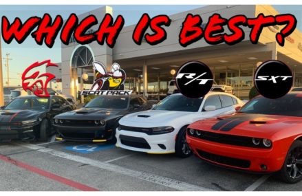 Which Charger/Challenger trim is right for you?  Things you must know! in Loma 81524 CO