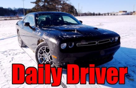 Is the Dodge Challenger GT AWD Any Good In the Snow? Near Manns Choice 15550 PA