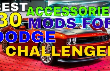 30 Different Accessories Mods You Can Have In Your Dodge Challenger For Exterior Interior Local Magnolia 71753 AR