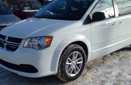 2017 Dodge Grand Caravan SE Plus *LIKE NEW* – CCE – Stock#R808990 at Muskegon 49444 MI