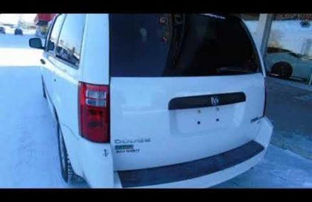 2010 Dodge Grand Caravan Cargo in Winnipeg, MB R3K 0X6 at Meriden 82081 WY
