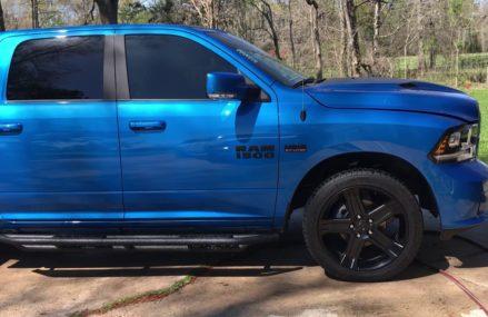 2018 Hydro blue Sport RAM Local Area 36585 Wagarville AL