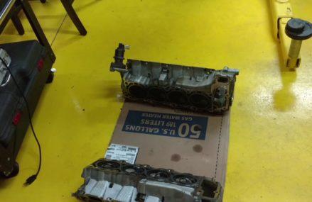 Dodge Caliber Glove Box Cooler at Forreston 76041 TX USA