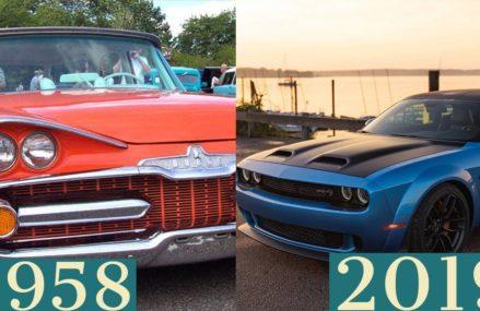 Dodge Challenger Through The Years in Malabar 32950 FL