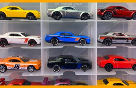 Hot Wheels Dodge Challenger Showcase at Malaga 98828 WA