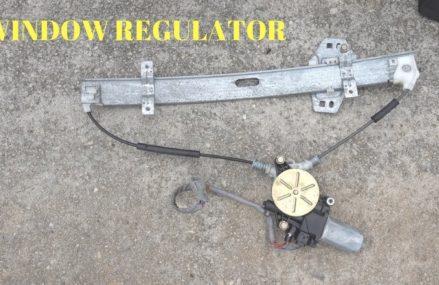 How To Replace  Window Regulator Honda Accord at Munford 36268 AL