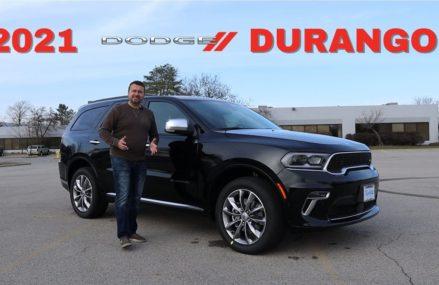 Is 2021 Dodge Durango Citadel an SUV worth buying? Richmond Virginia 2018