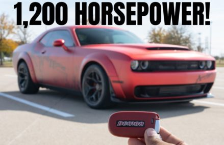Let's Drive this 1,200 Horsepower Dodge Demon APOCALYPSE! For Marion 43307 OH