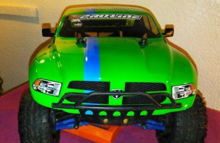 Traxxas Monster Slash 4×4 Dodge Ram Build Local 36091 Verbena AL