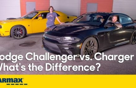 Dodge Challenger vs. Dodge Charger — Which Muscle Car Is Right for You? — Review, Specs & More From Mabie 26278 WV