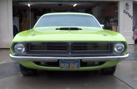 Tech Talk Tuesday: How to Decode a VIN on a 1970-1974 Dodge Challenger or Plymouth Cuda Near Lyons 60534 IL