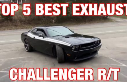 Top 5 BEST Exhaust Set Ups for Dodge Challenger R/T 5.7L HEMI! From Louisville 40219 KY
