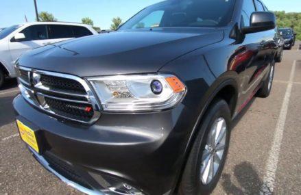 2019 Dodge Durango SXT PLUS AWD – New SUV For Sale – Hudson, WI Jackson Mississippi 2018