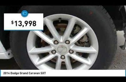 2014 Dodge Grand Caravan 478869 in Mount Laguna 91948 CA