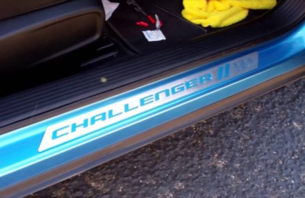 Challenger:Charger Door Sill Install in Mansfield 44904 OH