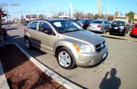 Dodge Caliber Dealership Near San Antonio 78238 TX USA
