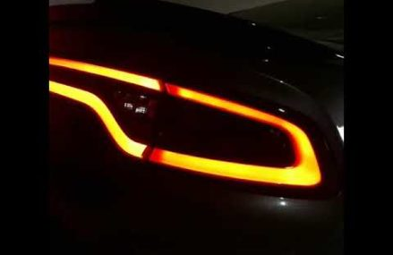 Luxeautoconcepts Taillight Tint on Dodge Charger Near 41201 Adams KY