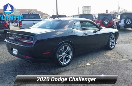 Used 2020 Dodge Challenger R/T, Egg Harbor, NJ 18637 in Leland 38756 MS