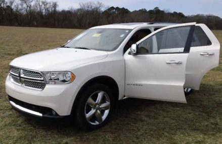 2012 Dodge Durango Citadel, AWD – Used cars for sale in Maryland # DX40424A Augusta-Richmond Georgia 2018