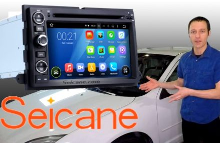 Seicane Navigation installation and honest review 2009 Ford Fusion Near 33596 Valrico FL
