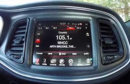 2015 Dodge Challenger UConnect® 8 4 Touchscreen Overview with Performance Pages|17768 Near Loves Park 61132 IL