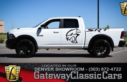 2016 Ram Rebel Hellcat Now Featured In Our Denver Showroom #298-DEN Near 21890 Westover MD