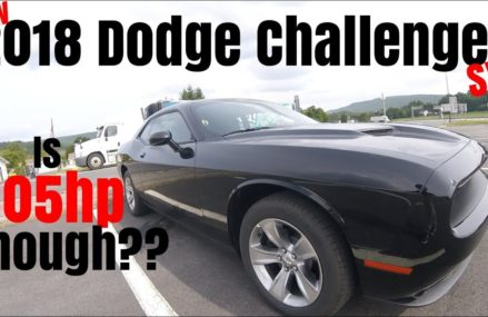 2018 Dodge Challenger SXT 0-60 Road Test & Review – Is 305hp Enough ?? From Lyons 30436 GA
