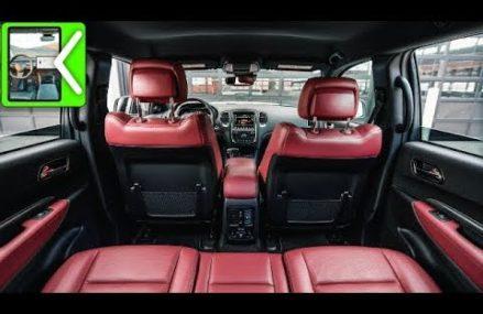 2018 Dodge Durango SRT : Interior/ Infotainment/ Front & Rear/ Features/ In Depth Look Fontana California 2018