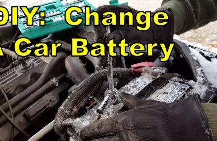 Dodge Caliber Battery at Dallas 75231 TX USA