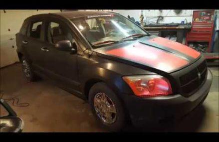 Dodge Caliber Commercial at Texarkana 75599 TX USA