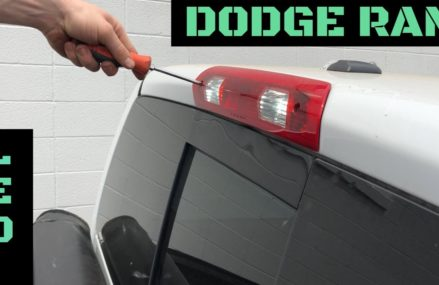 Dodge Ram Cargo Lamp And Brake Light Replacement Zip Area 34238 Sarasota FL