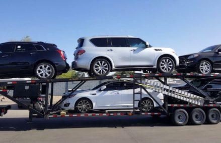 SUV load on Ram 5500 and mini 5 Locally at 67159 Zenda KS